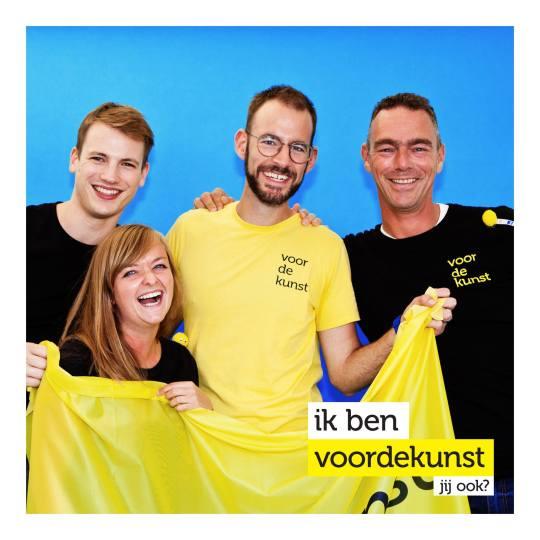 team voordekunst Uitmarkt 2014
