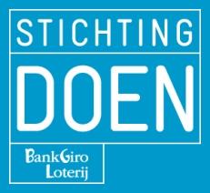 Stichting DOEN - Logo Blauw