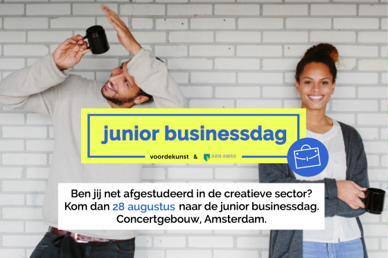 Junior Business Dag 2015 - 12 blauw A
