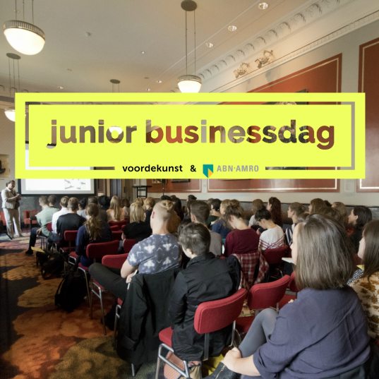 Junior Business Dag_Nieuws Fotos